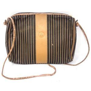 Fendi Vintage Authentic Crossbody Bag